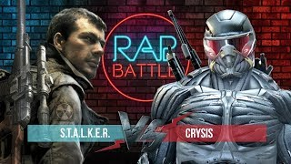 Рэп Баттл - S.T.A.L.K.E.R. vs. Crysis