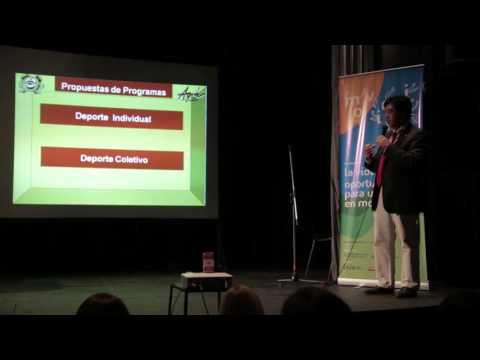 """Victor Matsudo 2-resumen-Conferencia """"La vida activa: oportunidad para una niñez en movimiento"""""""