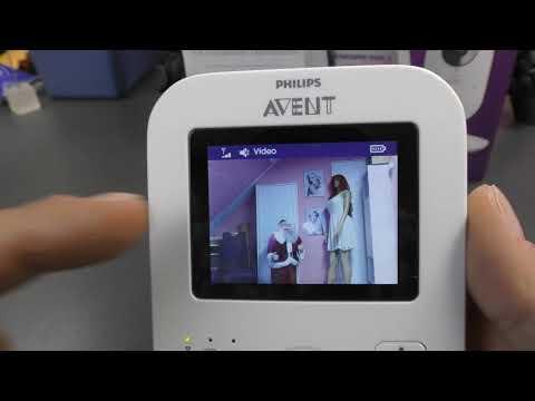 Philips AVENT SCD833/26 Video-Babyphone - Test