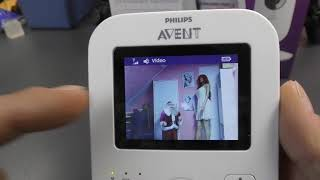 Philips AVENT SCD833/26 Video-Babyphone - Test