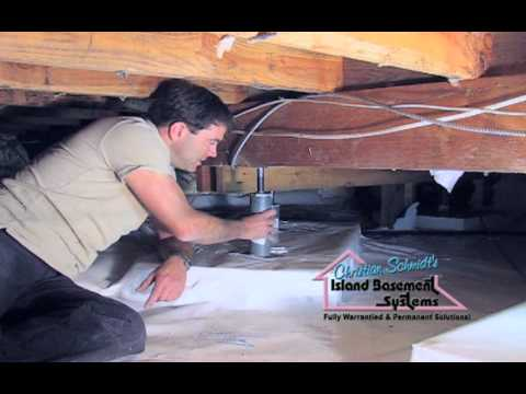 Crawlspace Encapsulation in Victoria, BC