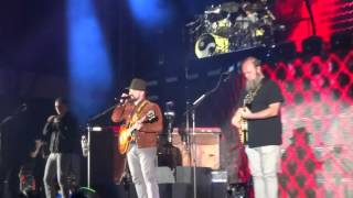 Uncaged - Zac Brown Band - 4/16/2016