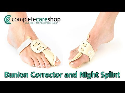 Provides Adjustable Toe Positioning Control