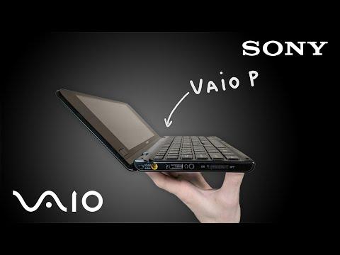 Sony Vaio P. Ноутбук моей мечты!
