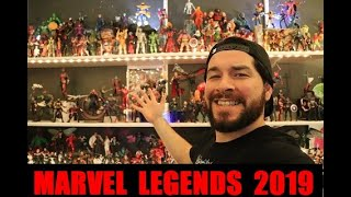 My Marvel Legends Collection - 2019