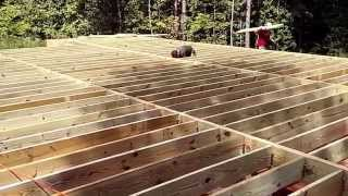 Floor Joist - Cabin In The Woods