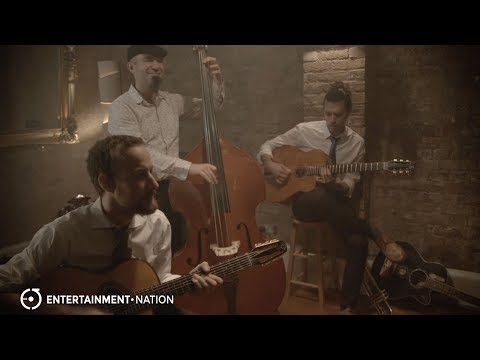 The Reinhardts - 3 Piece - Django