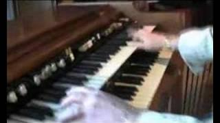 Hammond Organ B-3000 B-3