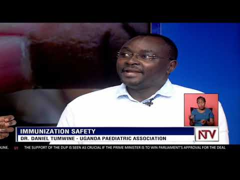 Health ministry answers questions on immunisation