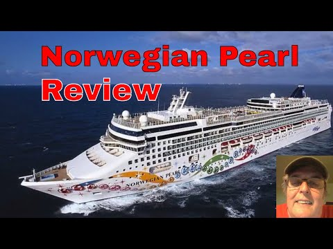 Norwegian Pearl Review