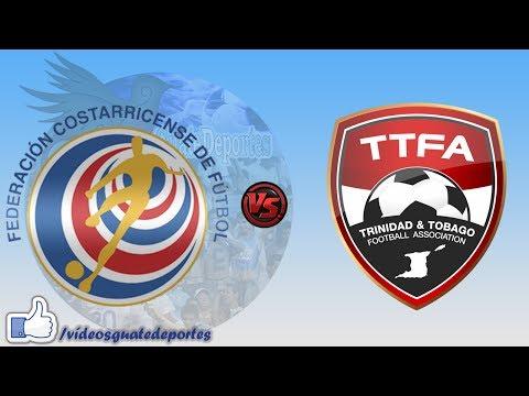Costa Rica - Trinidad & Tobago | Russia 2018