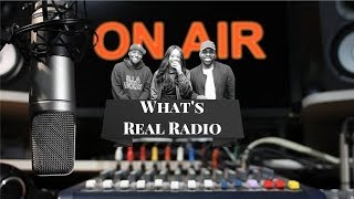 What's Real Radio | iLLANOiZE Radio