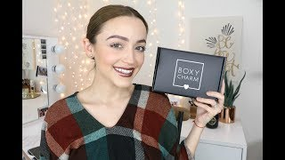 December Boxycharm Unboxing | 2017 (Try On Style)