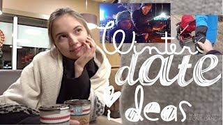 INEXPENSIVE WINTER DATE IDEAS❄️❤️