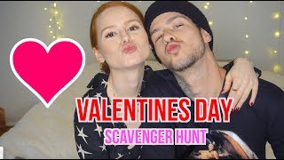 Download Youtube: Valentine's Day Scavenger Hunt | Madelaine Petsch