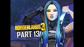 MAYA the Siren - BORDERLANDS 3 Walkthrough Gameplay Part 13 (Let's Play Commentary)