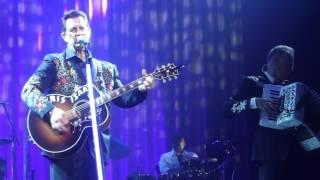 """Chris Isaak - """"Forever Blue"""" - Hard Rock Las Vegas 7-30-16"""