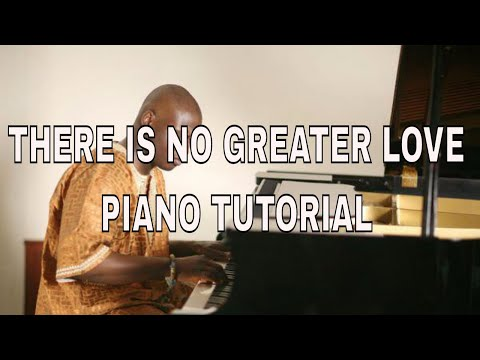 """""""There is no Greater Love"""" : How to Apply Barry Harris 6dim block chords to Jazz Standards"""
