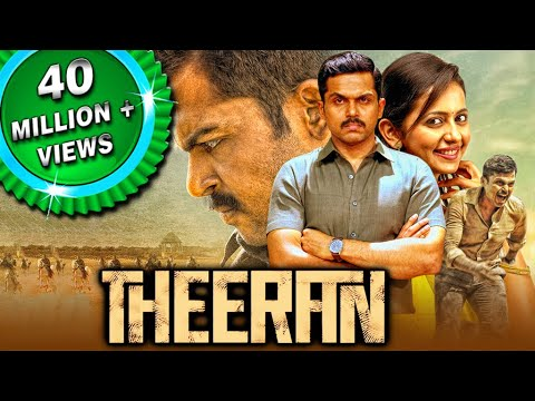 Download Theeran (Theeran Adhigaaram Ondru) 2018 Hindi Dubbed Full Movie | Karthi, Rakul Preet Singh HD Mp4 3GP Video and MP3