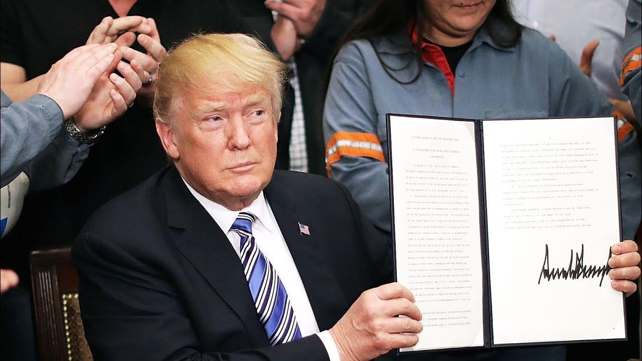 Trump's Tariff Exemptions Anger World thumbnail