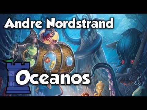 The Northman invades Oceanos