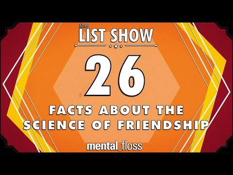 26 Facts About The Science Of Friendship You May Not Know