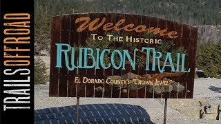 The Rubicon Trail - Off-Road Highlights - El Dorado County, California
