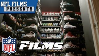NFL Players & Coaches Collect Everything From Shoes to Slurpee Cups | NFL Films Presents
