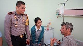 Polisi Ungkap Kondisi Turis Rusia yang Sakit ketika Tersasar di Probolinggo, Sempat Tidur di Kuburan