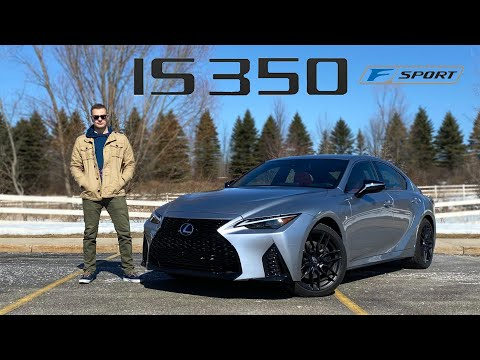 The Lexus IS350 F Sport Is A BANGER, But Has One Major Flaw...