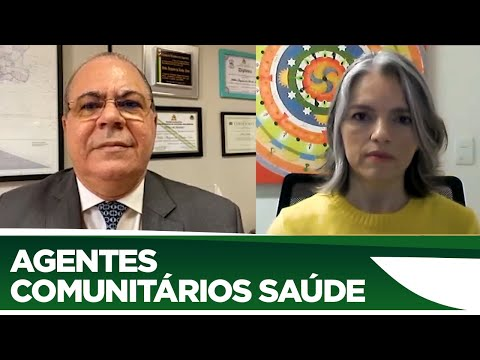 Hildo Rocha fala da situação dos agentes comunitários de saúde - 18/06/20