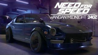 Need for Speed 2015 - WANGAN MIDNIGHT 240Z (FULL GRIP/DRAG TUNE)