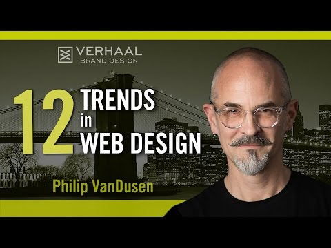 12 Trends In Web Design For Designers And Entrepreneurs