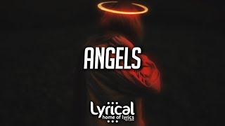 Ivan B - Angels Lyrics
