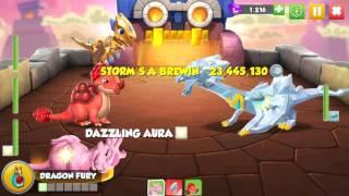 Dragon Mania Legends  -Boss Crystal  Heroic Mode
