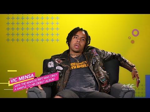 Vic Mensa Says 'Manuscript' Is Only A Sample