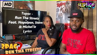 2PAC- RUN THA STREETZ] Reaction