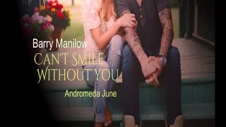 Can't Smile Without You #171#  - Barry Manilow (Lyrics & Thai subtitle)