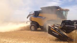 Seed Terminator on New Holland CR8090