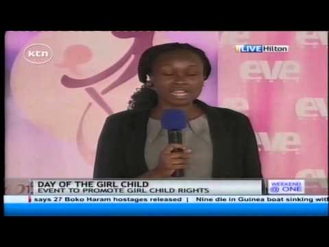 Eve Woman organises International Day of the Girl Child