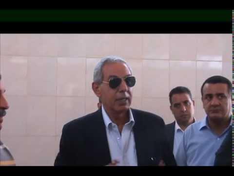 المهندس/طارق قابيل وزير التجارة والصناعة يتفقد مدينة الروبيكى رابع أيام عيد الأضحى المبارك