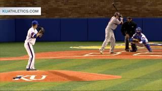 KU loses to Missouri State 3-0 // Kansas Baseball // 4.15.15