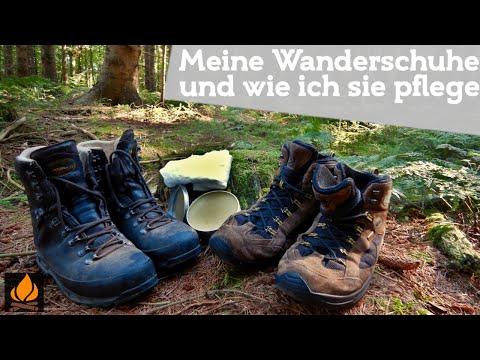 Meine Wanderschuhe und wie ich sie pflege (Meindl Island) | Bushcraft Ausrüstung