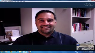 preview picture of video 'Webinar by Dr. Ashwin Vasavada at IIT Kharagpur (Live from California)'
