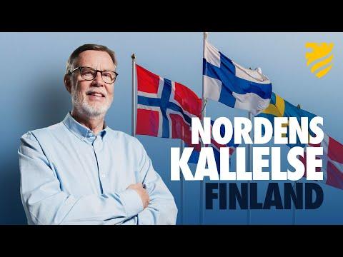 NORDENS KALLELSE: FINLAND   Nordisk bönekonferens i Helsingfors 6-8 nov