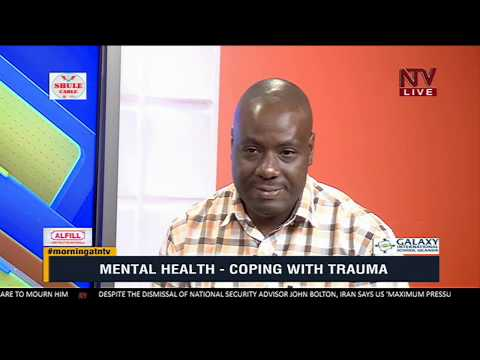 KICK STARTER: Coping with Trauma (Mental Health)