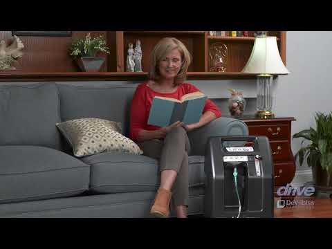Devilbiss 525 Oxygen Concentrator Machine