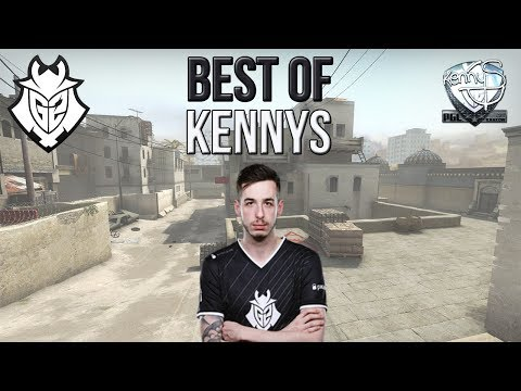 CS:GO - kennyS - BEST AWPER OF ALL TIME! (Insane Clutches, Reactions, AWP Plays)