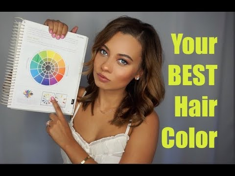 THE BEST HAIR COLOR FOR YOU! | Brittney Gray