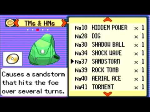 5fa81ad753e Pokemon Emerald Version Walkthrough - Pokémon Emerald - Part 36 by  mdotosborne Game Video Walkthroughs